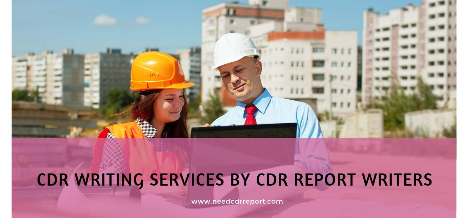 CDR Writing Services by CDR Report Writers
