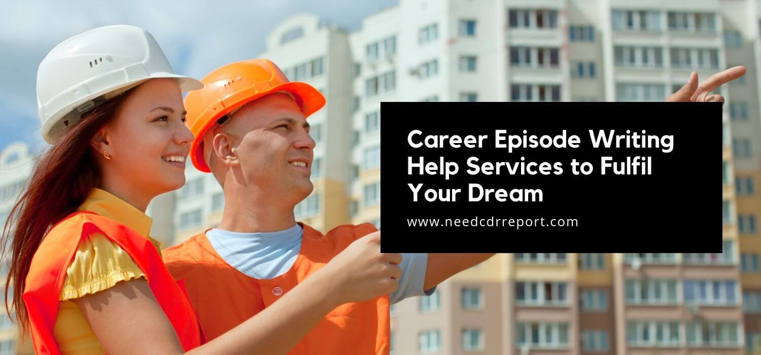 Career Episode Writing Help Services to Fulfil Your Dream