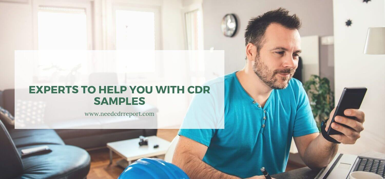 Experts To Help You With CDR Samples