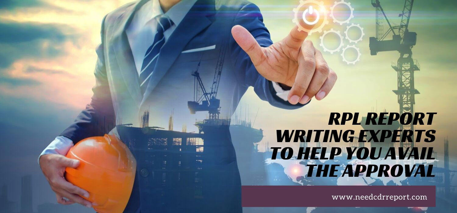RPL Report Writing Experts to Help You Avail the Approval