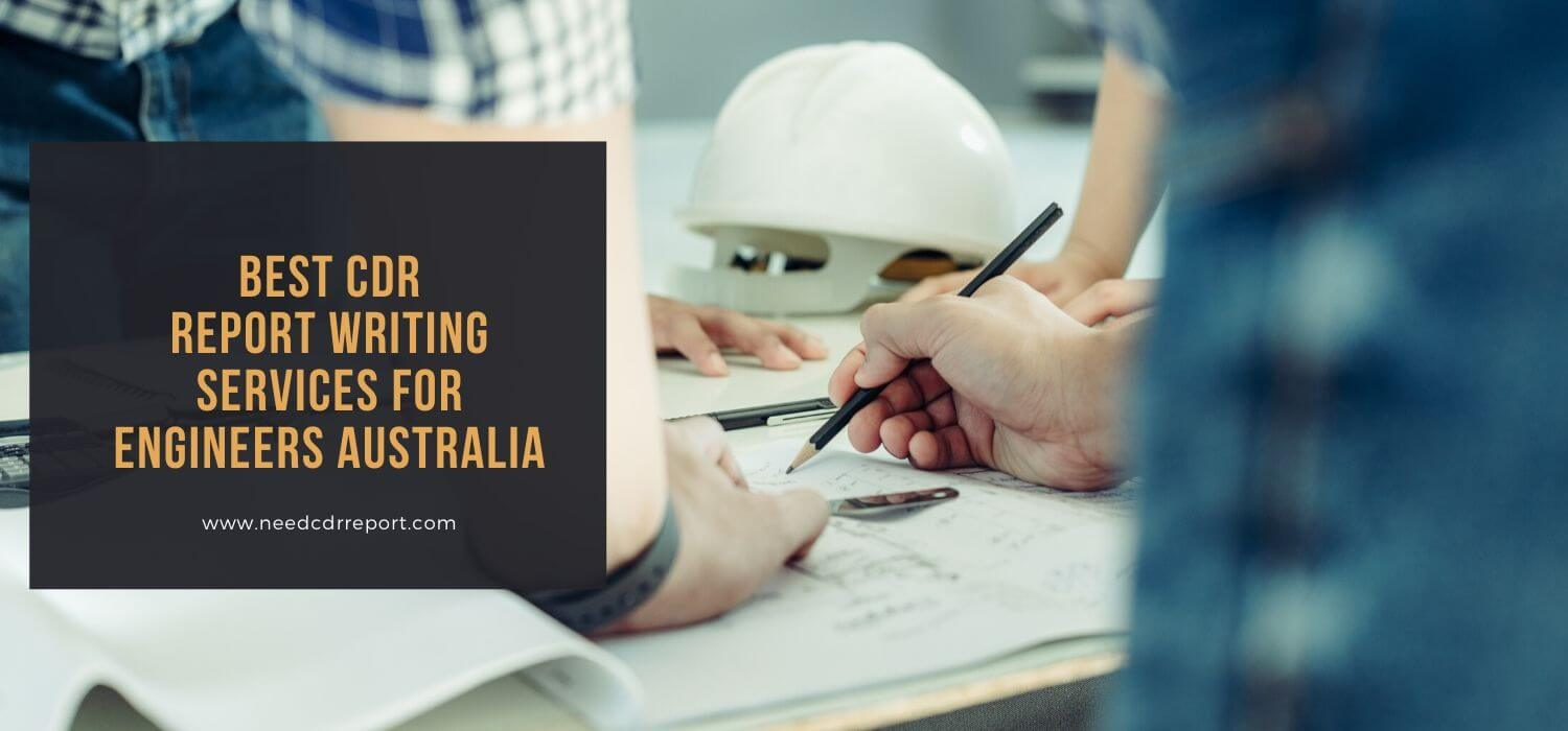Best CDR Report Writing Services for Engineers Australia