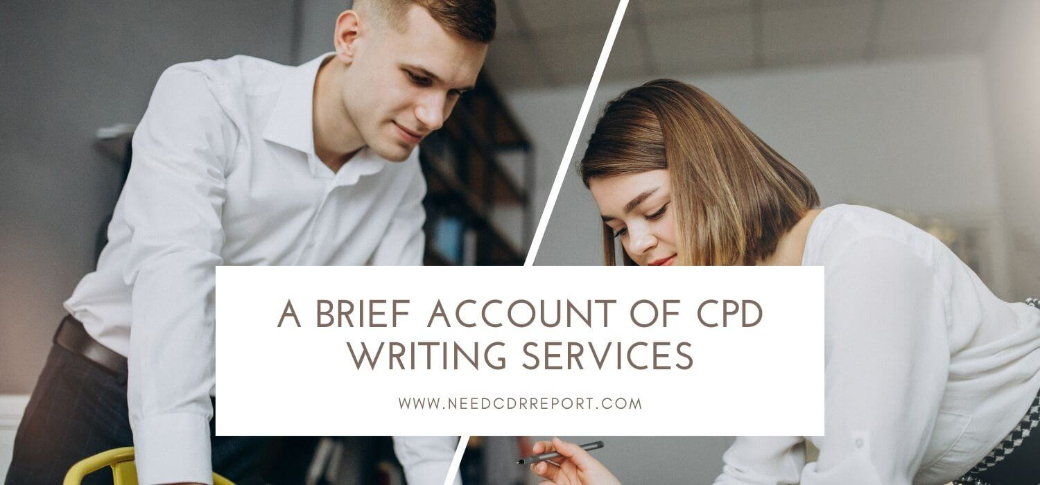A Brief Account of CPD Writing Services