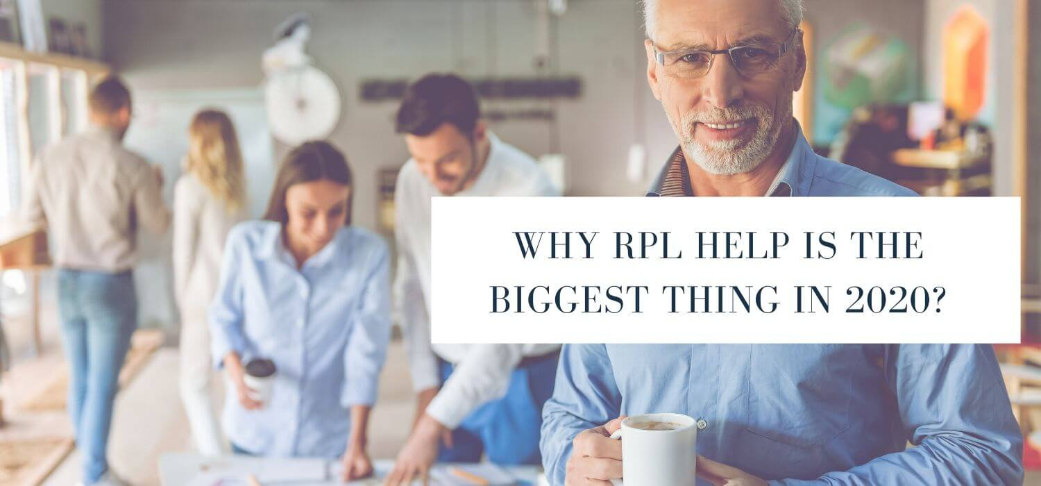 Why RPL Help is the biggest thing in 2020?