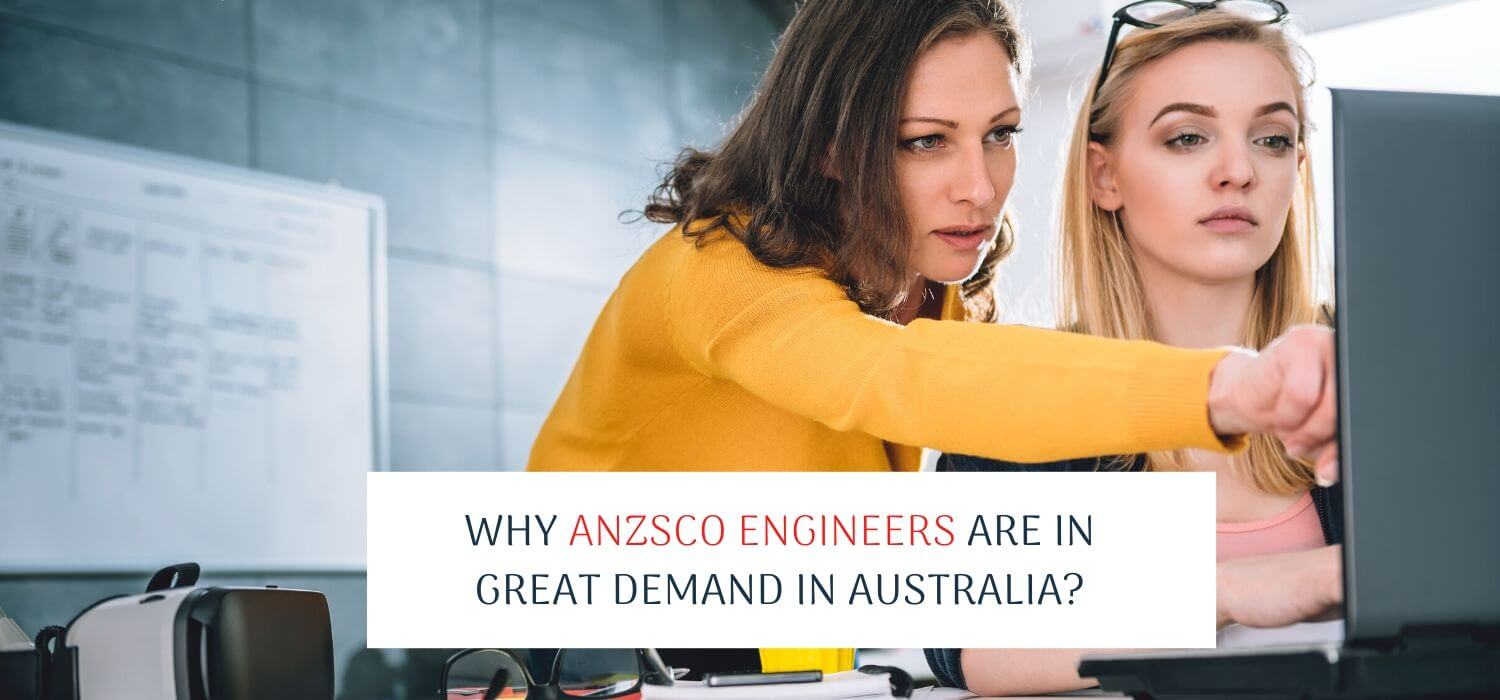 Why ANZSCO Engineers are in Great Demand in Australia?